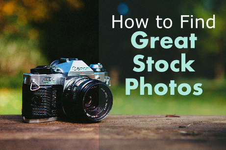 How to Find Great Stock Photos
