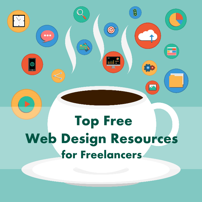 Top Free Web Design Resources for Freelancers
