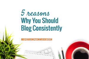 5 reasons to blog consistently for SEO
